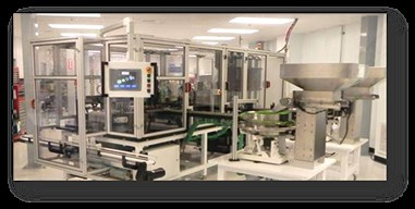 Providien's Carlsbad Injection Molding clean room