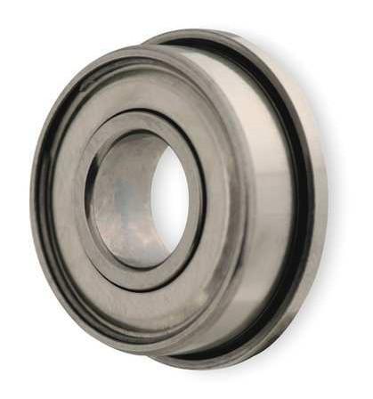 Miniature ball bearing - Flanged Bore 8 mm