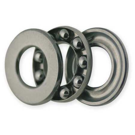 Thrust Bearing Grooved Bore 7mm
