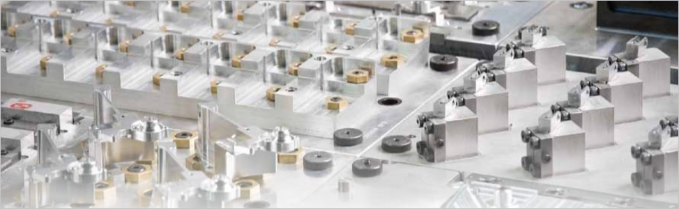 Medical device machining and metals production.